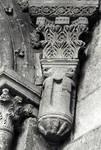 Le Puy-en-Velay, Cathedral of Notre Dame, corbel sculpture
