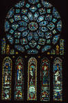 Chartres Cathedral, Rose and Lancet Windows, north transept