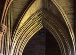 Carlisle Cathedral, aisle vaulting