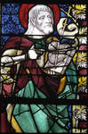 Rouen Cathedral, Chapel of St. Eloi (Eloy), Saint John the Baptist