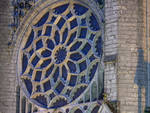 Chartres Cathedral, north transept rose window
