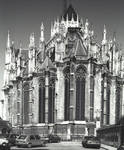 Amiens Cathedral, apse (choir) by William J. Smither