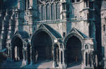 Chartres Cathedral, Portals of the North Transept