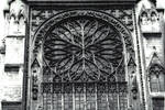 Amiens Cathedral, rose window