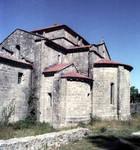 Real Monasterio de Armenteira (Armentera), Spain, apses