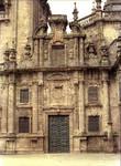 Santiago de Compostela, Portal of the Quintana