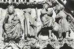 Leon Cathedral, Church of Santa Maria, Leon, Spain, Virgin & Child, Flight into Egypt