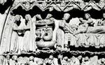 Leon Cathedral, Visitation, Nativity, Church of Santa Maria, Leon, Spain,