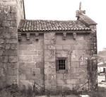 Caldas de Reis Church, Spain, apse of