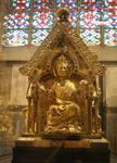 Gable end, Chalemagne reliquary shrine