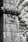 Villar de Donas (Church of), Exterior Sculpture