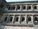 Porta Negra, detail of upper facade, c. 180, Late Antique, Roman Empire