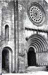 Real Monasterio de Armenteira, Spain, facade
