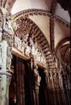 Santiago de Compostela, Master Mateo, Portico de la Gloria, 1168-1188, Galicia, Spain