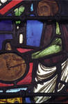 Rouen Cathedral, Joseph Window, Window 16, 13th century, Gothic stained glass,