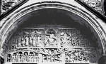 Ste. Foy, Conques, tympanum, Last Judgment