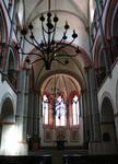 Evangelische Peterskirche, apse interior, Bacherach, Rhineland, c. 1230/40, with 15th century renovations