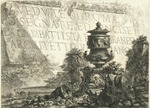 Vedute di Roma Disegnate Ed Incise Da Giambattista Piranesi Architettura viano by Giovanni Battista Piranesi