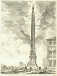 Obelisco Egizio by Giovanni Battista Piranesi