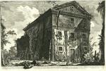 Veduta del Tempio di Bacco by Giovanni Battista Piranesi
