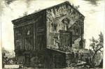 Veduta del Tempio delle Camene