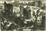 Veduta delle Terme di Tito [View of the Baths of Titus]