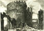 Sepolcro di Cecilia Metella [Tomb of Cecilia Metella]