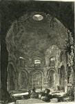 Veduta interna del Tempio della Tosse by Giovanni Battista Piranesi