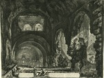Veduta interna della Villa di Mecenate Dall'inscrizione. L. Octavius L. F. Vitulus C.Rusticius. CF. Flavos. Inter. III Vir. D. S. S. Viam Integendam Curavere