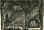 Altra veduta interna della Villa di Mecenate in Tivoli by Giovanni Battista Piranesi