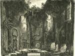 Dieta o sia Luogo, che da ingresso a diversi grandiosi Cubicoli, e ad altre magnifiche Stanze, esistente nella Villa Adriana