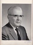 Black and white photo of Fred A. Surlas