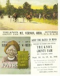 Advertisement for the Knox County Fair