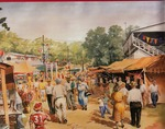 Painting of the Knox County Fair