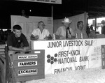 Dan Younger, Junior Fair Auction, Knox County Fair, Mount Vernon, OH, 1995