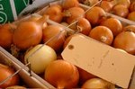 Crates of Onions at the Owl Creek Auction
