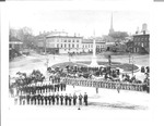 Old Photo of the Mount Vernon Public Square