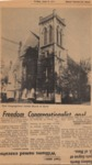 Picture of the First Congregational United Church of Christ in the Mount Vernon News
