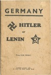 Germany: Hitler or Lenin