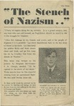 """The Stench of Nazism..."""