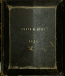 Frank H. Hurd K1858 Photo Album by Frank H. Hurd