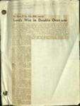 Carolyn Roller Scrapbook 1963-1966