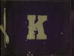 Donald C. Ellwood K1924 Scrapbook