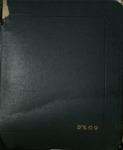 Dramatic Club Scrapbook 1937-1938