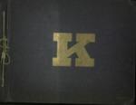 Edgar Hunting  K1925 Scrapbook