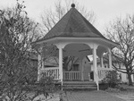 Bandstand in Fredericktown Close-Up