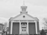 Fredericktown First Baptist Church Facade