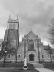 St. Vincent de Paul Catholic Church Facade