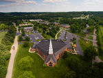 Mount Vernon Nazarene University Birds Eye View