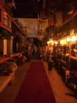 Main Entrance of the Warehouse going into MTVarts Black Box